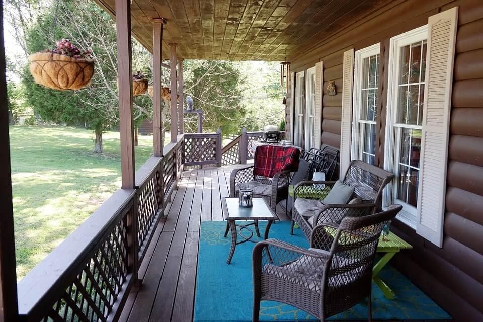 richmond porch builder